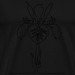 Iris Hoodies - Men's Premium T-Shirt