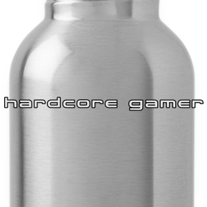 Hardcore gamer Hoodies - Water Bottle