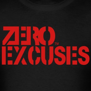 ZERO EXCUSES Hoodies - Men's T-Shirt
