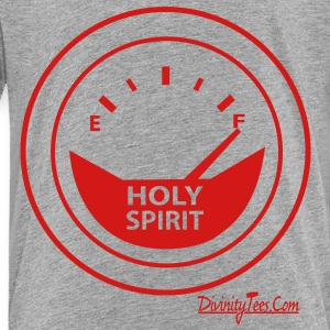 Kid's Holy Spirit is Full Design - Toddler Premium T-Shirt
