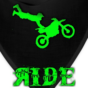RIDE T-Shirt - Bandana