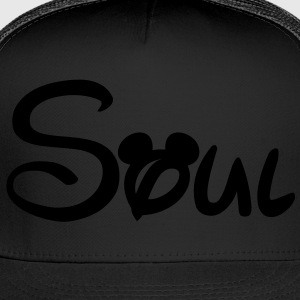 soul mate Mickey Mouse - Trucker Cap