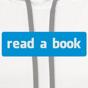 read a book Kids' Shirts - Contrast Hoodie