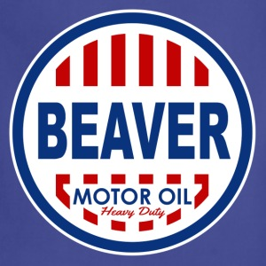 Beaver Motor Oil - Adjustable Apron