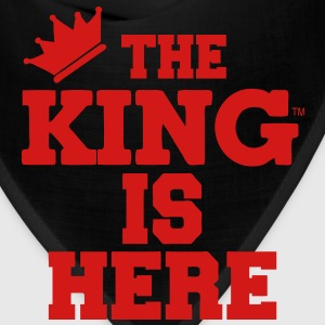 THE KING IS HERE T-Shirts - Bandana