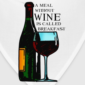 Wine Breakfast - Bandana