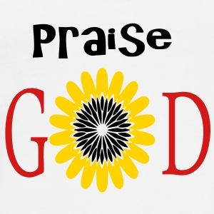 Praise God - Men's Premium T-Shirt