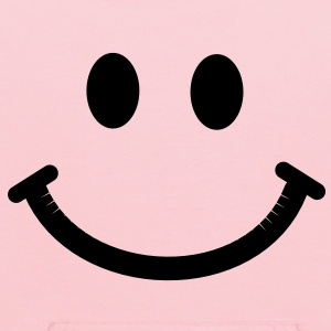 Happy Smiley Face T-Shirts - Kids' Hoodie