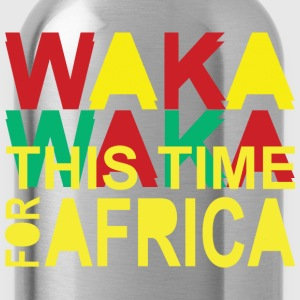 Waka-waka This Time For Africa - Water Bottle
