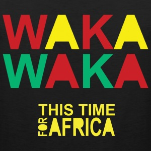 Waka-waka This Time For Africa - Men's Premium Tank