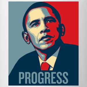 barrack Obama Progress - Coffee/Tea Mug
