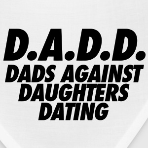 D.A.D.D. Dads Against Daughter Dating T-Shirts - Bandana