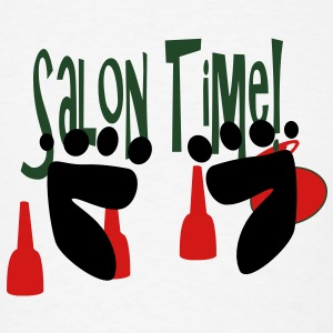 Salon Time  - Men's T-Shirt
