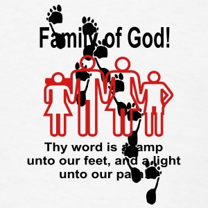 Family of God..... - Men's T-Shirt