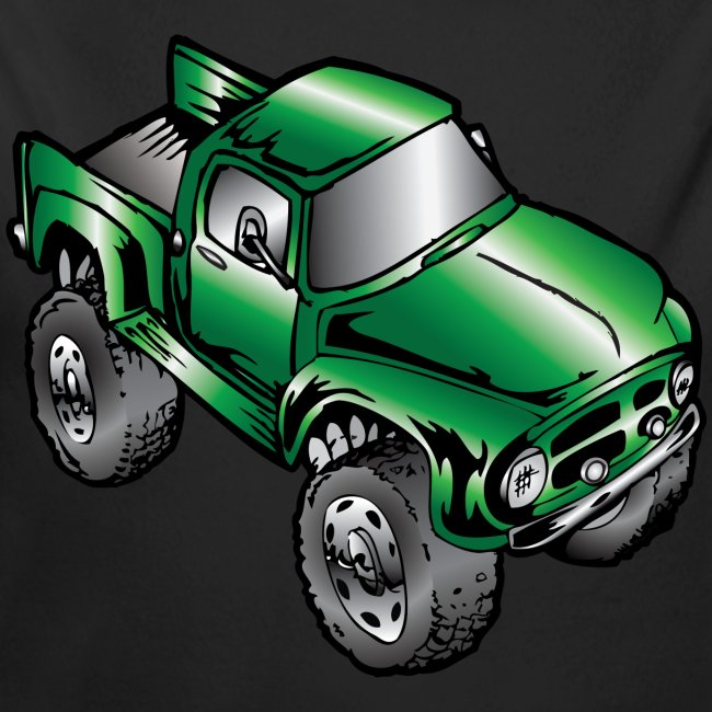 Classic Ford F100 Monster Truck