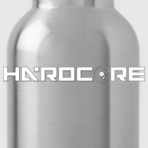 hardcore Hoodies - Water Bottle