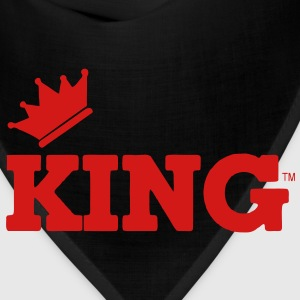 KING T-Shirts - Bandana