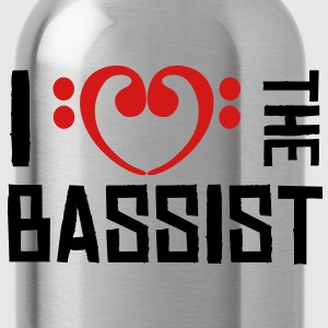 I love the Bassist Bags  - Water Bottle