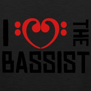 I love the Bassist Bags  - Men's Premium Tank