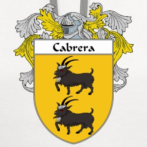 Cabrera Coat of Arms/Family Crest - Contrast Hoodie