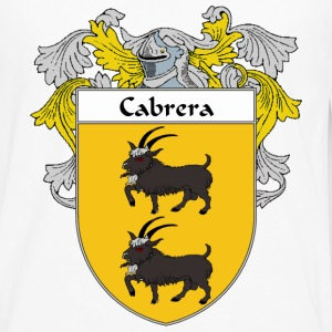 Cabrera Coat of Arms/Family Crest - Men's Premium Long Sleeve T-Shirt