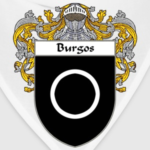 Burgos Coat of Arms/Family Crest - Bandana