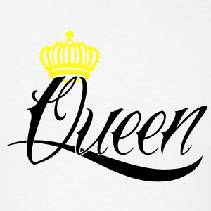 Queen Tanks - Men's T-Shirt