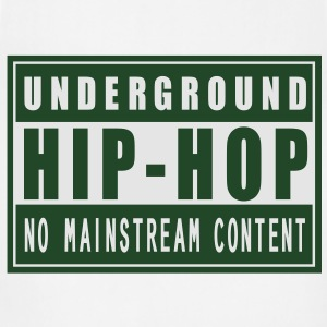 Underground Hip-Hop flex T-Shirts - Adjustable Apron