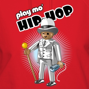 Play more Hip-Hop T-Shirts - Women's Hoodie
