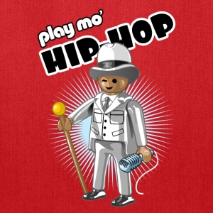 Play more Hip-Hop T-Shirts - Tote Bag