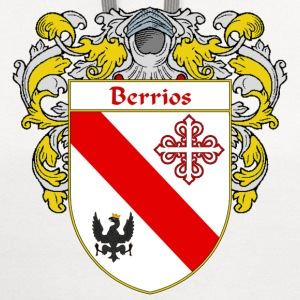 Berrios Coat of Arms/Family Crest - Contrast Hoodie