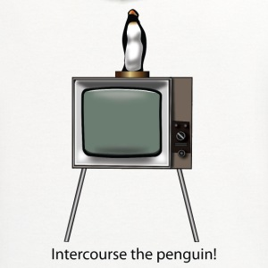Intercourse the Penguin! Accessories - Contrast Hoodie