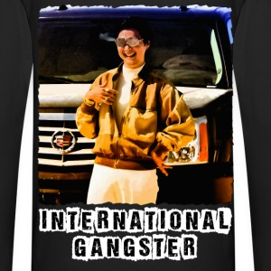 International Gangster - Mr Chow - Men's Premium Long Sleeve T-Shirt
