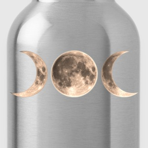 Wicca Moon - triple moon - Goddess symbol T-Shirts - Water Bottle