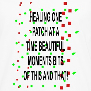 Healing moments bits of this and that - Men's Premium Long Sleeve T-Shirt