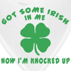 Pregnant Irish T-Shirt - Bandana