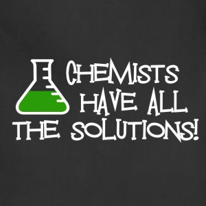 Chemists have all the solutions - Adjustable Apron