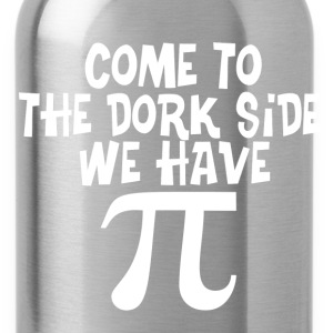 Come to the dork side - Water Bottle