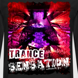 Trance Sensation - Men's Premium Long Sleeve T-Shirt