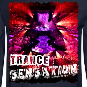 Trance Sensation - Men's Long Sleeve T-Shirt