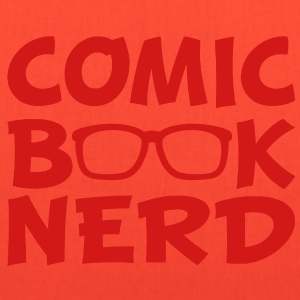 Comic Book Nerd - Tote Bag