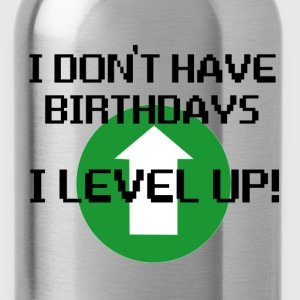 Birthdays - Water Bottle