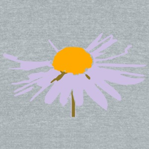 please don't eat the daisy Accessories - Unisex Tri-Blend T-Shirt by American Apparel