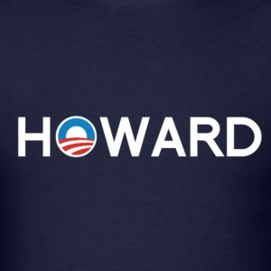 Howard for Obama - Men's T-Shirt