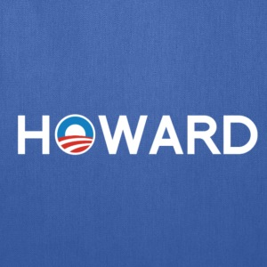 Howard for Obama - Tote Bag