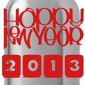 HAPPY NEW YEAR 2013 Hoodies - Water Bottle