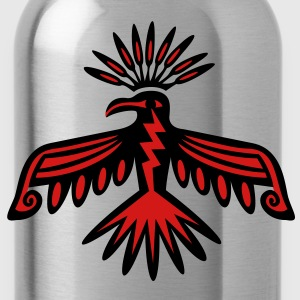 Thunderbird - Native Symbol / Totem T-Shirts - Water Bottle