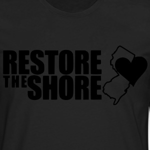 Restore the Shore - Men's Premium Long Sleeve T-Shirt