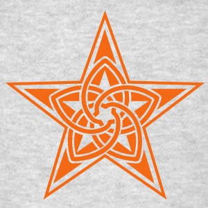 Pentagram & Venus Flower - Protection & Balance / Hoodies - Men's T-Shirt