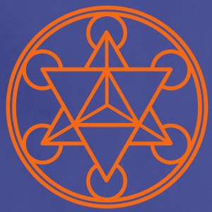 Metatron`s Cube - Merkaba - Star Tetrahedron - c / Hoodies - Adjustable Apron